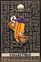 Hard Rock Cafe Yankee Stadium Core Singing Hot Dog Pin New LE MLB 2017 # 97540