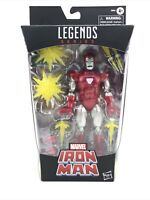 Marvel Legends IRON MAN SILVER CENTURION Action Figure Walgreens Exclusive New