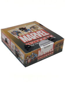 2014 Marvel Universe Trading Cards Sample Box Sealed
