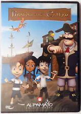 Piratas en el Callao DVD New / Sealed Spanish Zone 4