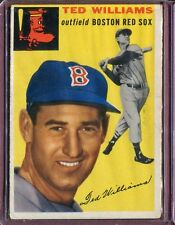 1954 Topps 250 Ted Williams VG-EX #D191285