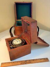 Zenith Marine Chronometer