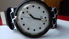 Swatch POP VINTAGE COLLECTION(1992)PWK-167 SQUARES watch NOS MONTRE OROLOGIO UHR