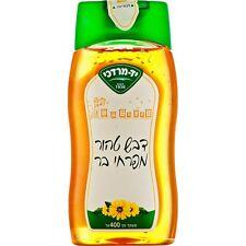 100% Honey Kosher 400g Yad Mordecai Squeeze Bottle