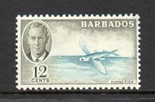 Barbados - 1950, 12c Flying Fish (sg277) Mint