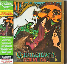Quicksilver Messenger Service – Comin' Thru  Cd Sealed Limited Edition