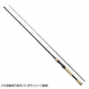 Daiwa Black Label BLX SG 662MXB-ST (Baitcsting) From Japan