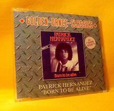 MAXI Single CD Patrick Hernandez Born To Be Alive 3TR 1997 ZYX Hi NRG, Synth-pop