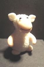 Genuine Handmade  Spun Glass ~Lamb~Figure~Ornament~Animal~Boxed~uk seller