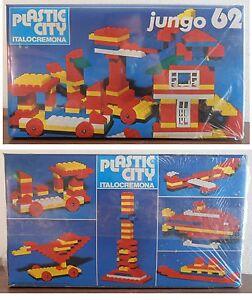 Costruzioni Plastic City Italocremona serie Jungo numero 62
