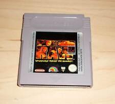 Nintendo Gameboy-WF WWF Raw GAME BOY Catchen Wrestling