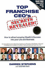 Top Franchise CEO's Secrets Revealed! by Darren Stephens (Paperback, 2008)