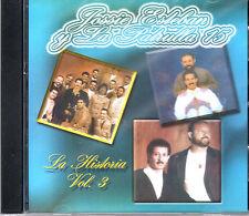 LA PATRULLA 15 - JOSSIE ESTEBAN Y LA PATRULLA 15 - EXITOS VOL.3