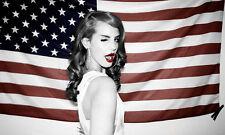 "Lana Del Ray Music Star poster 24"" x 40"" Wall Poster l19"
