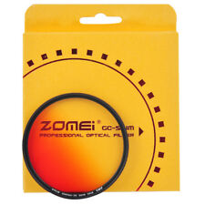 Zomei 52/55/58/62/67/72/77/82mm ND Filter Slim Graduated Orange Neutral Density
