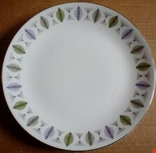 Ridgway Large Side Plate White Mist