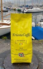 Caffè in grani 5 Kg Triestecaffè Miscela mix Filzi Qualità Superiore