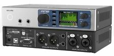 RME ADI-2 Pro Convertisseur AD/DA USB DAC & interface Casque Amp Mic/DSD 768k nouveau