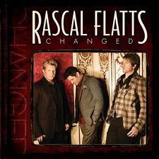 Rascal Flatts - Changed [New CD]