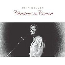 JOHN DENVER - CHRISTMAS IN CONCERT - CD - Sealed