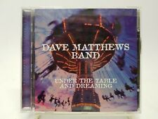 Dave Matthews Band Under the Table & Dreaming Audio CD 1994