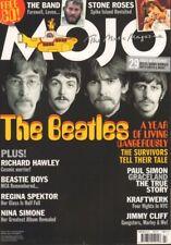 The Beatles, Paul Simon, Nina Simone July 2012 No.224(Magazine)Mojo-