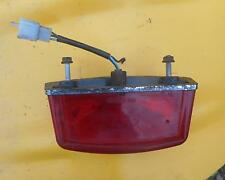 2009 Can Am DS 250 Quad  tail light