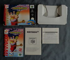 NINTENDO 64 N64 Mystical Ninja alleen doos ONLY box + instructions NO game PAL