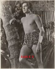 """TYRONE POWER Older Restrike Photo 1942 """"SON OF FURY"""" RARE Handsome, SEXY Actor"""