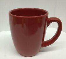 Corelle Classic Coordinate Stoneware Bright Red Mug