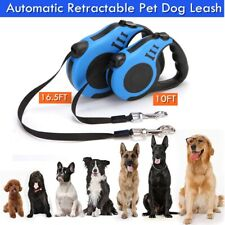 16ft Dog Leash Automatic Retractable Dog Leash Automatic Walking Pet Collar Rope