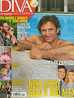 Diva 2020 26.Alex Zanardi,Anna Falchi,Roberto Farnesi,Maria Elena Boschi-Berruti