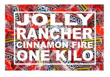 1 x KG of  Jolly Rancher Cinnamon Fire Hard Candy.  BUY IN BULK AND SAVE!