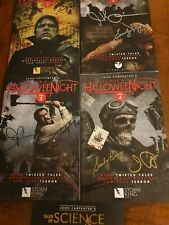 Tales For A HalloweeNight: Signed By John Carpenter, Storm King Comics Bundle