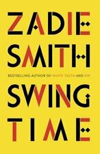 Swing Time by Zadie Smith (2016, CD, Unabridged)