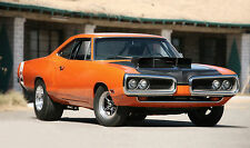"Dodge Super Bee Muscle Car (1) New 24"" x 36"" poster USA Seller"