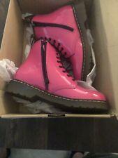 New listing Doc Martens Kids Delaney Pink Boot Size 4