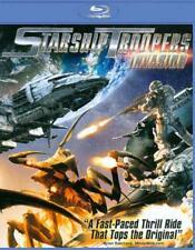 STARSHIP TROOPERS: INVASION NEW BLU-RAY