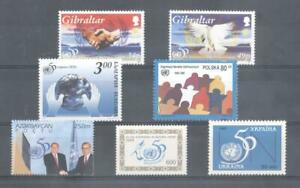 (865879) United Nations, Small lot, - 50 years -, World