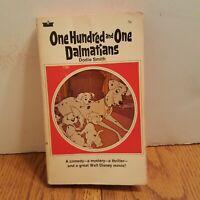 Vintage 101 Dalmatians 1969 Paperback Book Dodie Smith - Walt Disney