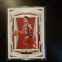 2020-2021 National Treasures Trae Young 39/45.