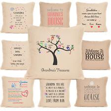 Regalos Personalizados Abuela Nanna Impreso Cojín o Funda De Cojín