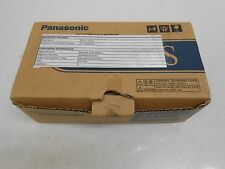 NEW PANASONIC MSMAQ21A1A SERVO MOTOR 3PH 80VAC 12.5A 200HZ IN/3000RPM OUT