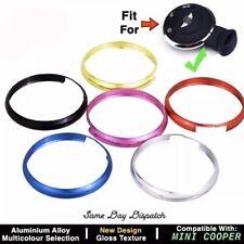 Aluminum Alloy Key rings Mini cooper Key Ring Trinket Key Rings For BMW Mini Coo