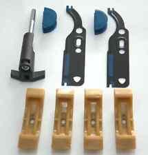 4Pads+1halter+2Gasket Chain Tensioner Camshaft For VW Audi Skoda 1.8T, 2.7, 2.7T