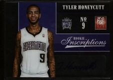TYLER HONEYCUTT  KINGS ROOKIE INSCRIPTIONS AUTO MINT RC 2012-13 ELITE UCLA