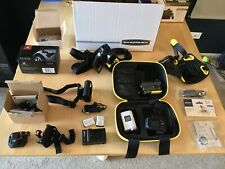Sony HDR-AS100VR POV Action Video Camera + Live View Remote + MANY Accessories