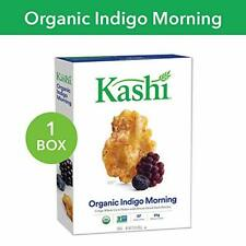 Kashi, Breakfast Cereal, Organic Indigo Morning, Gluten Free, Non-GMO Project