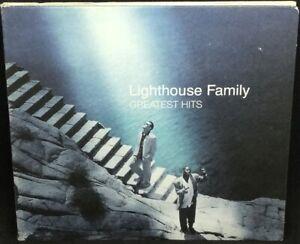 LIGHTHOUSE FAMILY - GREATEST HITS, CD ALBUM DIGIPAK, (2002).