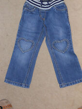 Mini Boden 100% Cotton Jeans (2-16 Years) for Girls